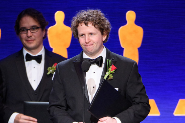 Image for the story Computer Science Grad Wins Oscar