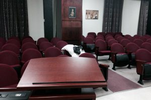 Humanities lecture hall