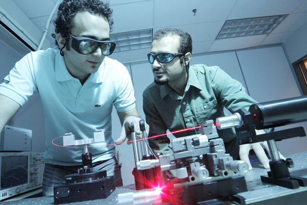 Learn more about: Photonics and Laser Technology (PLT)