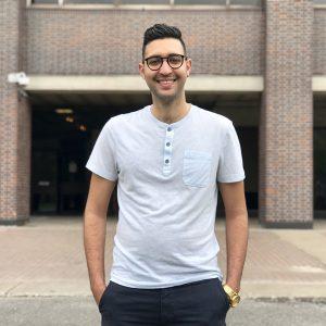 Tarek, Psychology student