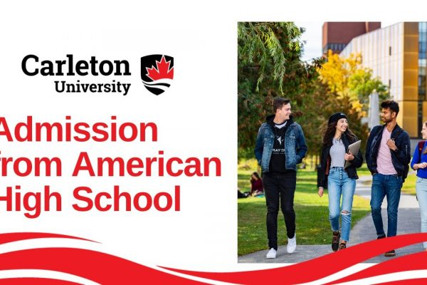 Watch Video: Admission from American High School