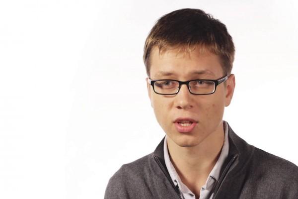 Watch Video: Carleton Stories: Aleksander