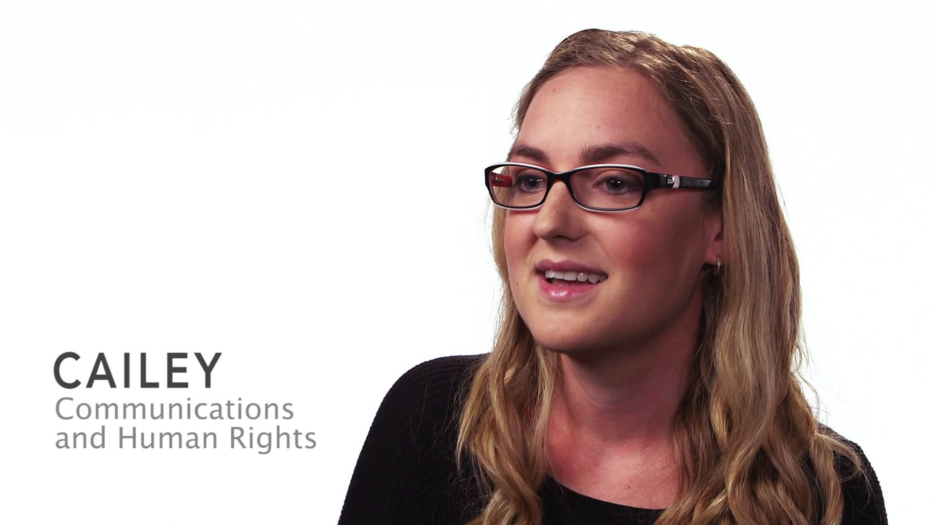 Watch Video: Carleton Stories: Cailey