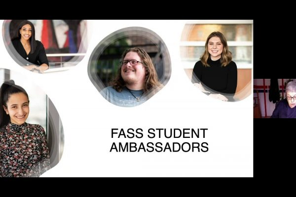 Watch Video: CU at Home Webinar Series: Faculty of Arts and Social Sciences