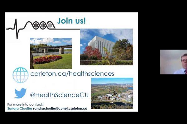 Watch Video: CU at Home Webinar Series: Health Sciences Q&A