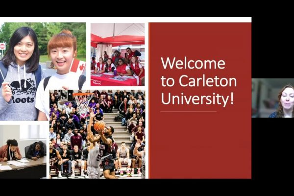 Watch Video: CU at Home Webinar Series: Introducing the International Student Services Office