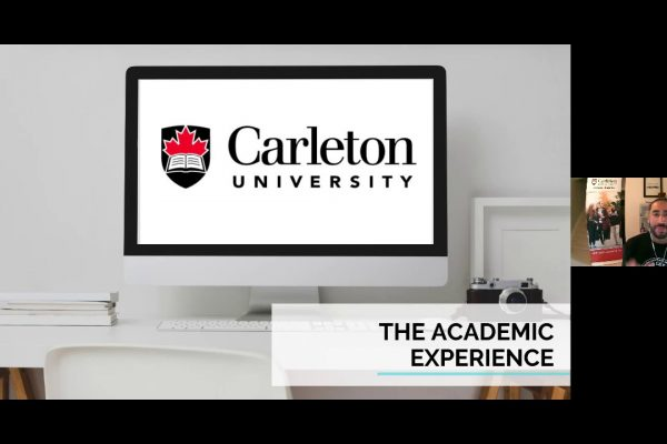 Watch Video: CU at Home Webinar Series: The Talking Raven – Welcome Class of 2024