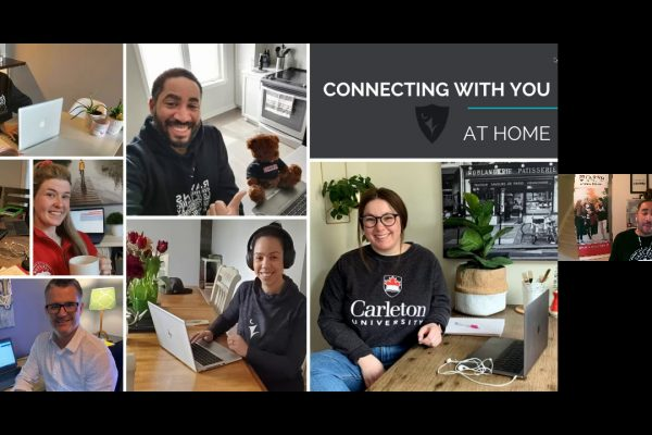 Watch Video: CU at Home Webinar Series: The Talking Raven