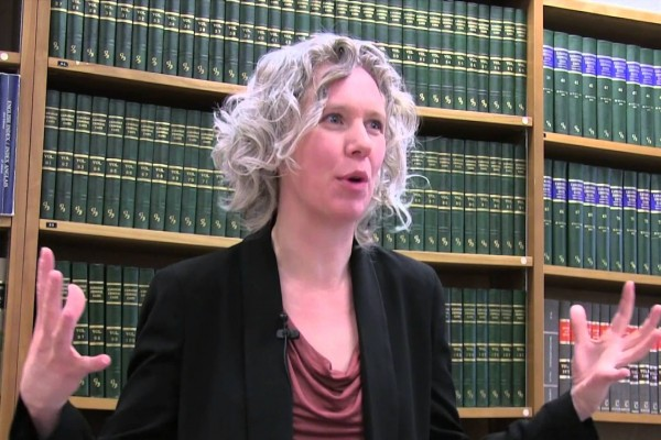 Watch Video: First Year Seminars: A Professor's Perspective