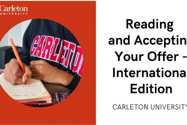 Watch Video: International – Reading and Accepting Your Offer