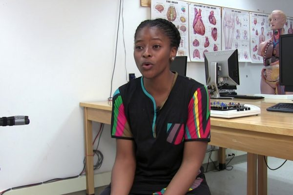 Watch Video: International Student Testimonial – Anjola