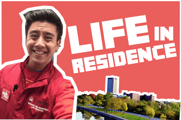 Thumbnail for: Justin's Story: Living in Residence – The Experience of a Lifetime