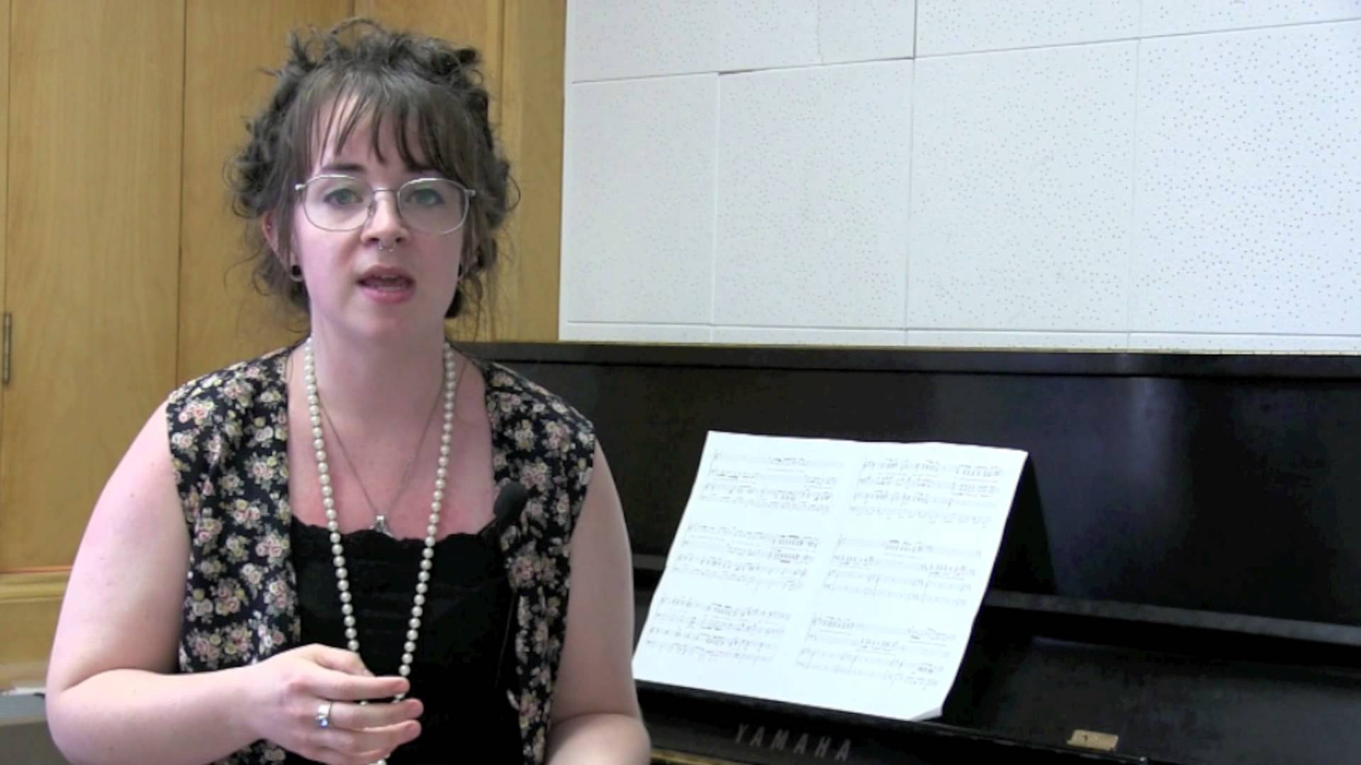 Watch Video: Music at Carleton – Opportunities to Perform