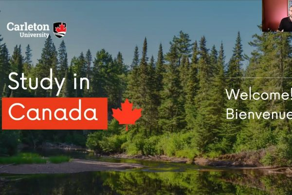 Watch Video: What's it like to study in Canada?